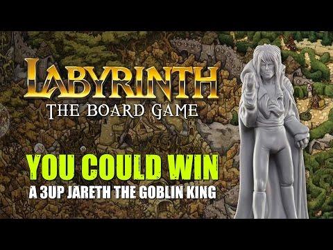gameplay de Labyrinth