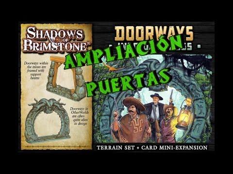 Shadows of Brimstone wave 1.5 ampliacion puertas