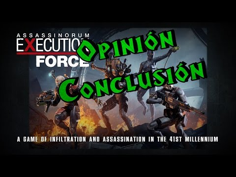 execution force conclusiones