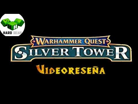 Warhammer quest silver tower video reseña